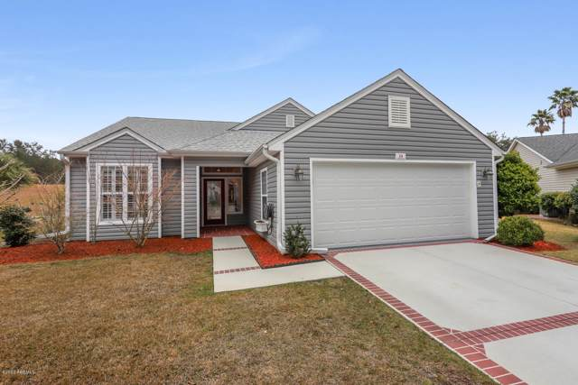 39 Pendarvis Way, Bluffton, SC 29909 (MLS #165021) :: MAS Real Estate Advisors