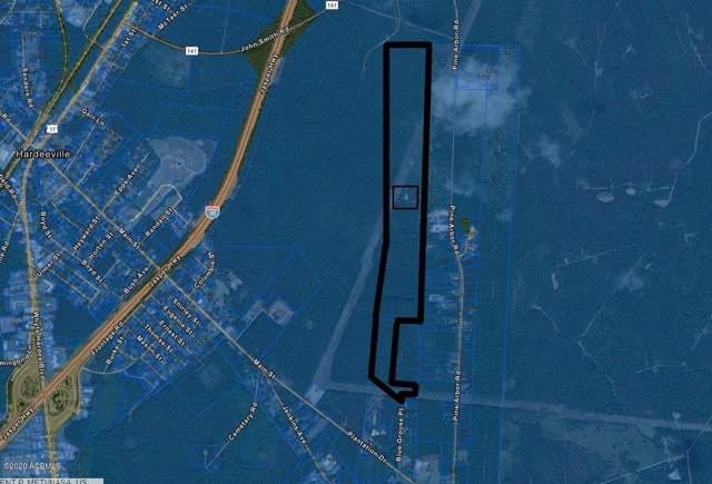 0 Pine Arbor, Hardeeville, SC 29927 (MLS #165024) :: MAS Real Estate Advisors