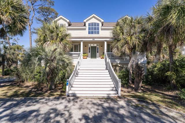 6 Spy Glass Lane, Fripp Island, SC 29920 (MLS #165038) :: RE/MAX Coastal Realty
