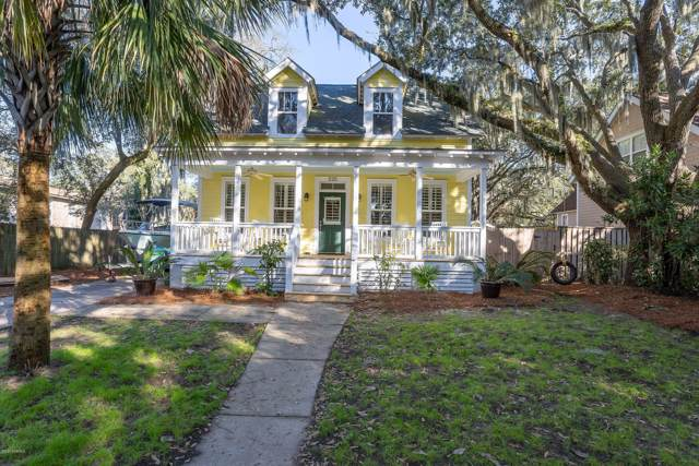 525 Meritta Avenue, Beaufort, SC 29902 (MLS #165068) :: RE/MAX Island Realty