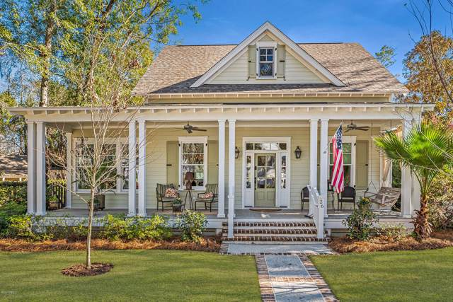 26 Grace Park, Beaufort, SC 29906 (MLS #165069) :: The Homes Finder Realty Group