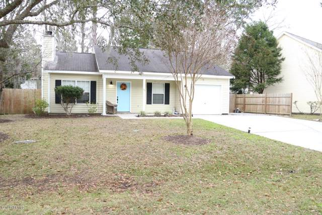 75 Baywood Drive, Bluffton, SC 29910 (MLS #165071) :: Shae Chambers Helms | Keller Williams Realty