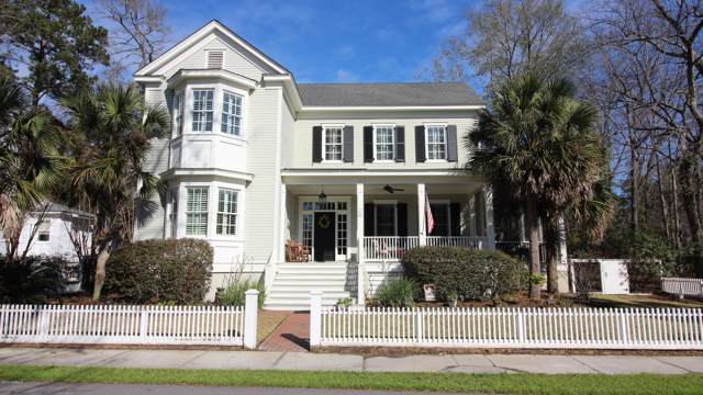 141 South Park, Beaufort, SC 29906 (MLS #165072) :: The Homes Finder Realty Group
