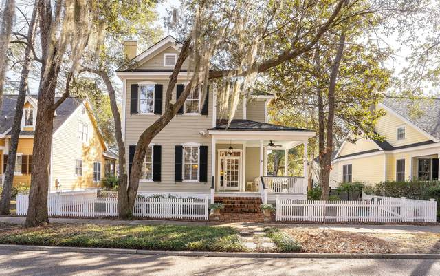 6 Fraser Street, Beaufort, SC 29907 (MLS #165121) :: RE/MAX Island Realty