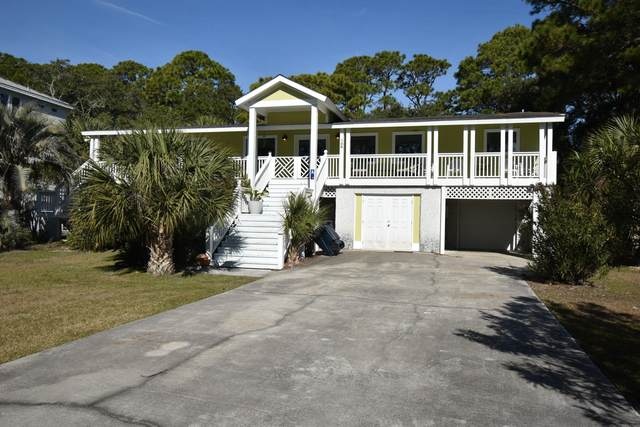 758 Marlin Drive, Fripp Island, SC 29920 (MLS #165141) :: RE/MAX Coastal Realty