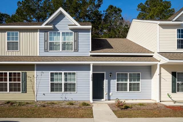 153 Bella Way, Beaufort, SC 29906 (MLS #165157) :: MAS Real Estate Advisors