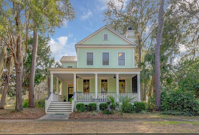 27 Park Square N, Beaufort, SC 29907 (MLS #165164) :: The Homes Finder Realty Group