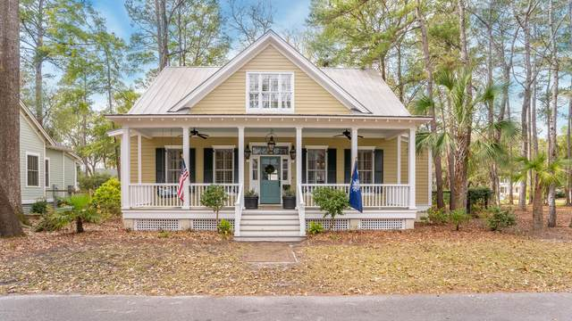 116 Collin Campbell, Beaufort, SC 29906 (MLS #165212) :: The Homes Finder Realty Group