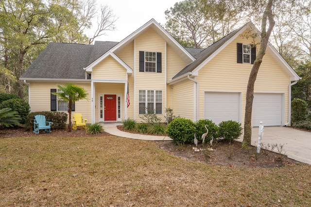 75 James F Byrnes Street, Beaufort, SC 29907 (MLS #165213) :: RE/MAX Island Realty