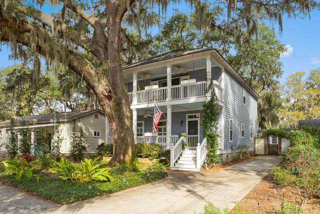 1016 14th Street, Port Royal, SC 29935 (MLS #165234) :: The Homes Finder Realty Group