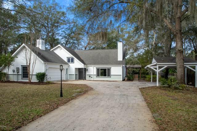11 Wildwood Lane, Beaufort, SC 29907 (MLS #165240) :: RE/MAX Island Realty