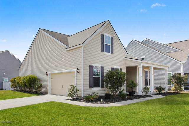 159 Heritage Parkway, Bluffton, SC 29910 (MLS #165244) :: The Homes Finder Realty Group