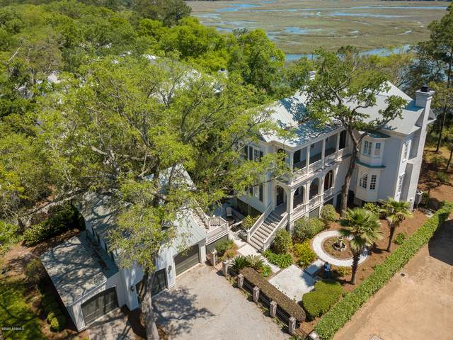 20 Eve Creek, Beaufort, SC 29906 (MLS #165249) :: The Homes Finder Realty Group
