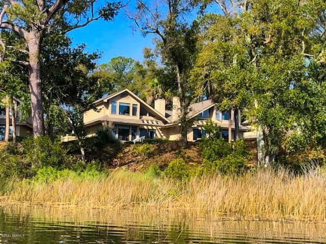 2006 Bluff Villas Road, Dataw Island, SC 29920 (MLS #165254) :: RE/MAX Coastal Realty