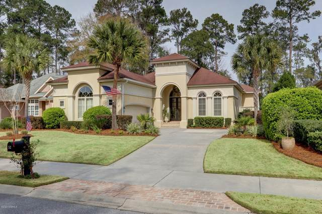 52 Wicklow Drive, Bluffton, SC 29910 (MLS #165276) :: The Homes Finder Realty Group