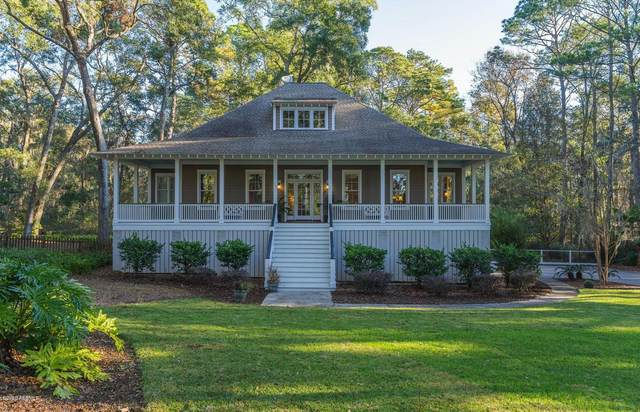 239 Green Winged Teal Drive S, Beaufort, SC 29907 (MLS #165284) :: RE/MAX Island Realty