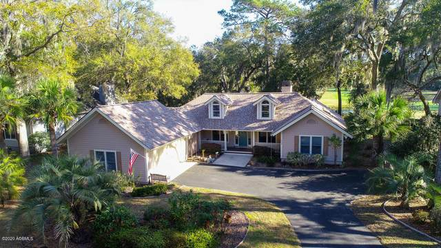 408 Island Circle E, Dataw Island, SC 29920 (MLS #165286) :: The Homes Finder Realty Group