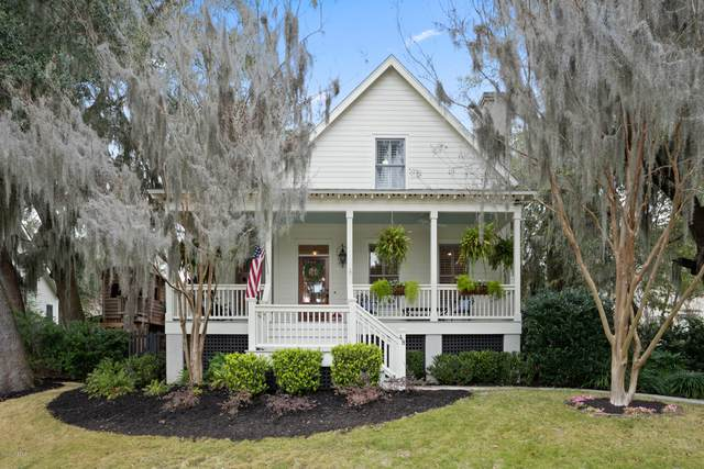 48 Petigru Drive, Beaufort, SC 29902 (MLS #165294) :: The Homes Finder Realty Group