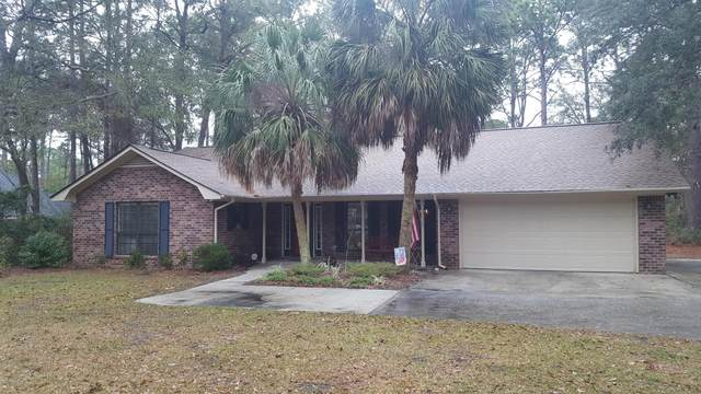 16 Royal Pines Boulevard, Beaufort, SC 29907 (MLS #165309) :: RE/MAX Island Realty