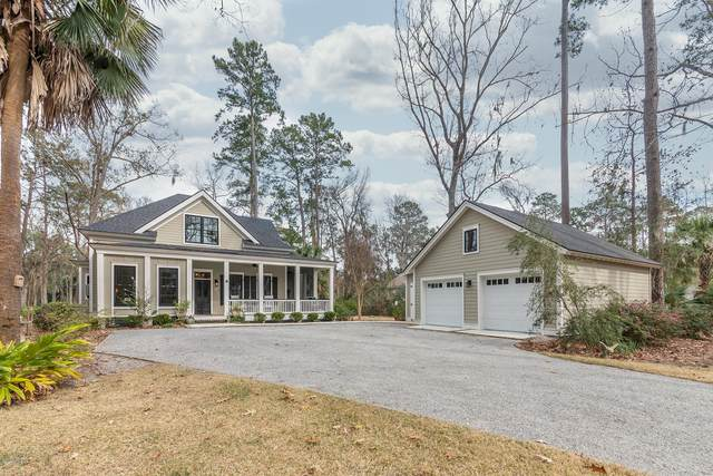 8 Osprey Circle, Okatie, SC 29909 (MLS #165315) :: The Homes Finder Realty Group