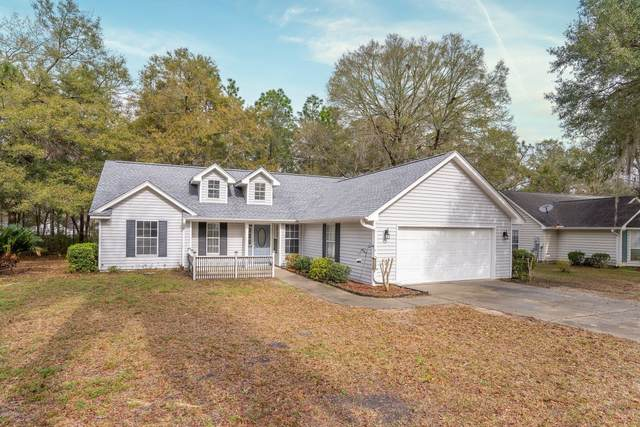 31 Telfair Drive, Beaufort, SC 29907 (MLS #165316) :: The Homes Finder Realty Group