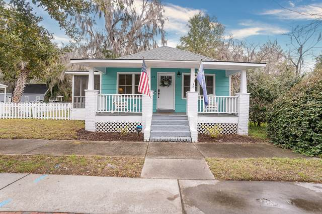 813 Bladen Street, Beaufort, SC 29902 (MLS #165318) :: The Homes Finder Realty Group