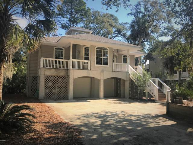 122 Sea Otter Lane, Fripp Island, SC 29920 (MLS #165328) :: The Homes Finder Realty Group