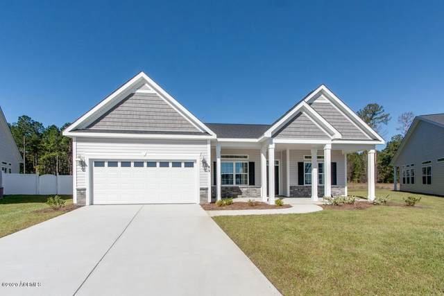 559 Fort Sullivan Drive, Ridgeland, SC 29936 (MLS #165333) :: Shae Chambers Helms | Keller Williams Realty