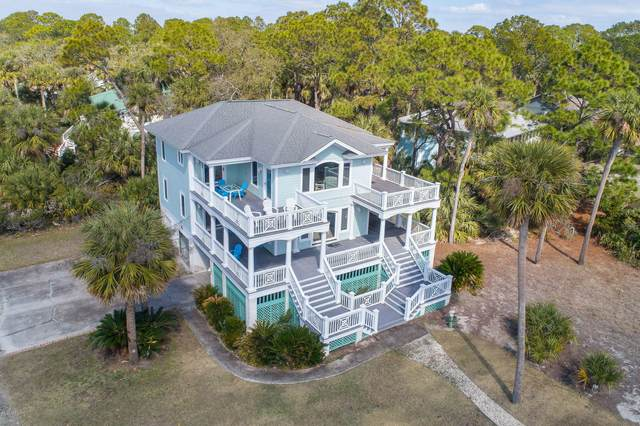 620 Dolphin Road, Fripp Island, SC 29920 (MLS #165334) :: The Homes Finder Realty Group