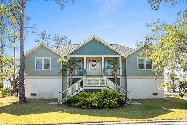 2 Governor Blake Court, Beaufort, SC 29907 (MLS #165336) :: RE/MAX Coastal Realty