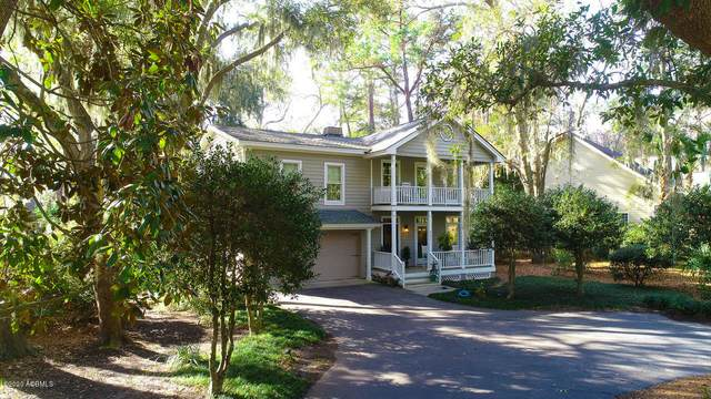 201 Odingsell Court, Dataw Island, SC 29920 (MLS #165343) :: RE/MAX Coastal Realty