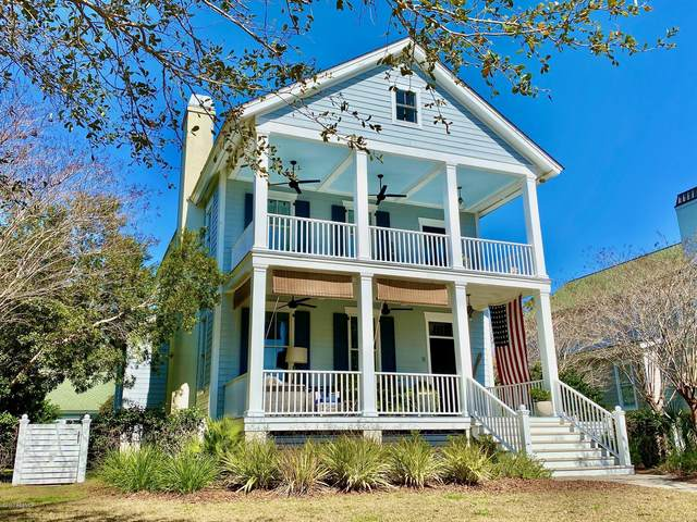 8 Meeting Street, Beaufort, SC 29907 (MLS #165345) :: RE/MAX Coastal Realty