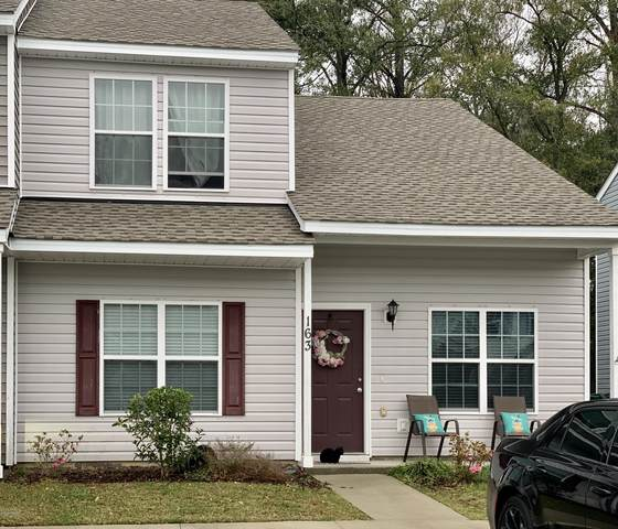 163 Bella Way, Beaufort, SC 29906 (MLS #165367) :: MAS Real Estate Advisors