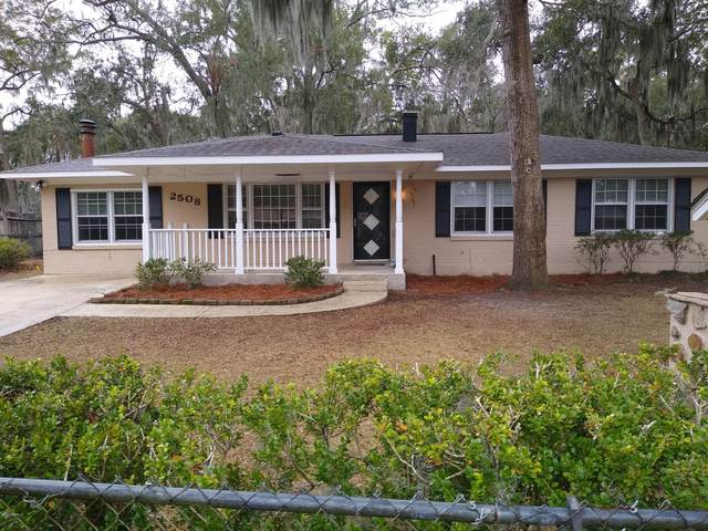 2508 Azalea Drive, Beaufort, SC 29902 (MLS #165398) :: Shae Chambers Helms | Keller Williams Realty
