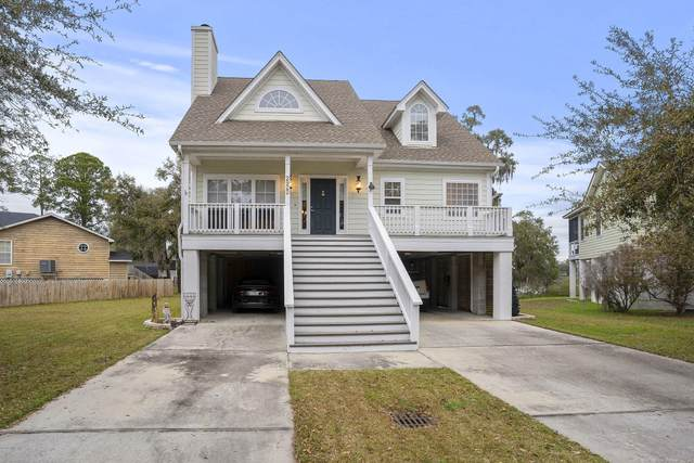 2922 Waters Edge Court E, Beaufort, SC 29902 (MLS #165399) :: RE/MAX Coastal Realty