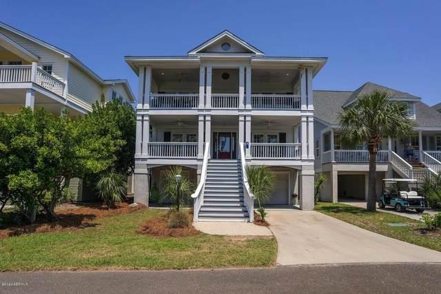 68 Davis Love Drive, Fripp Island, SC 29920 (MLS #165400) :: RE/MAX Island Realty