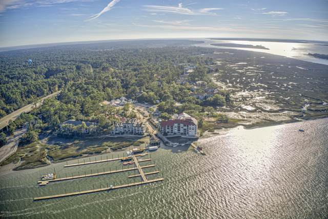 90 Helmsman Way #301, Hilton Head Island, SC 29928 (MLS #165404) :: RE/MAX Coastal Realty