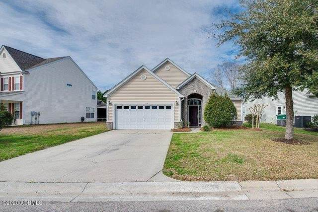 109 Pickett Creek Lane, Bluffton, SC 29909 (MLS #165407) :: RE/MAX Coastal Realty