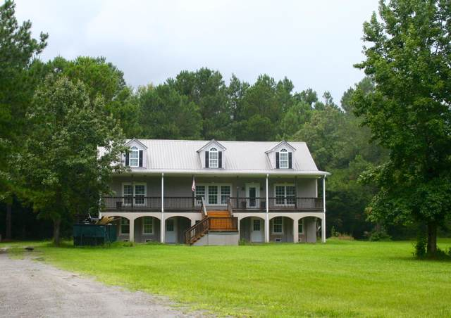 7459 Bees Creek Road, Ridgeland, SC 29936 (MLS #165420) :: Shae Chambers Helms | Keller Williams Realty