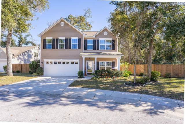 129 Patriot Court, Beaufort, SC 29906 (MLS #165436) :: MAS Real Estate Advisors