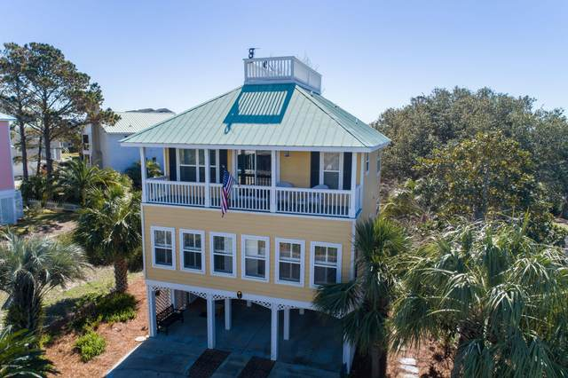 2 Ship Watch Drive, St. Helena Island, SC 29920 (MLS #165453) :: Shae Chambers Helms | Keller Williams Realty
