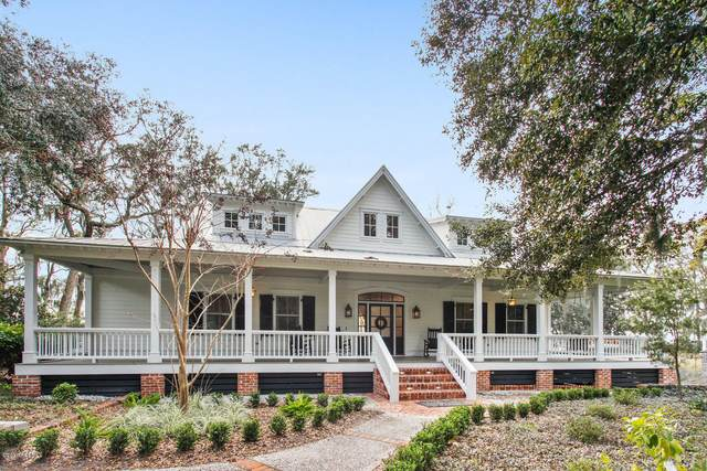 14 Settlers Cove, Beaufort, SC 29907 (MLS #165458) :: Shae Chambers Helms | Keller Williams Realty