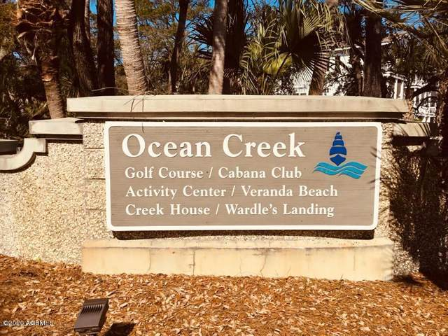 144 Ocean Creek Boulevard, Fripp Island, SC 29920 (MLS #165462) :: Coastal Realty Group