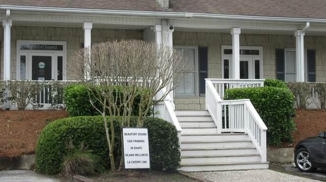 206 Sea Island Parkway Unit 39, Lady's Island, SC 29907 (MLS #165469) :: MAS Real Estate Advisors