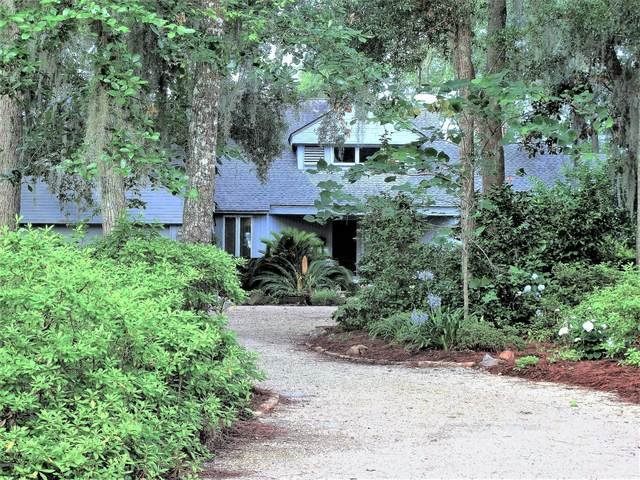 16 Settlers Cove, Beaufort, SC 29907 (MLS #165473) :: Shae Chambers Helms | Keller Williams Realty
