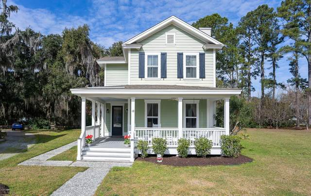 48 Sommer Lake Drive, Beaufort, SC 29902 (MLS #165482) :: Shae Chambers Helms | Keller Williams Realty