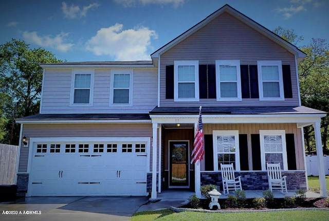 23 Tugaloo Drive, Beaufort, SC 29906 (MLS #165507) :: RE/MAX Island Realty