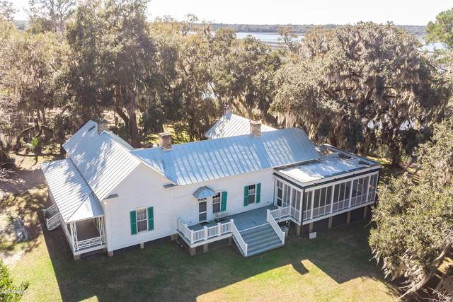 63 Butler Farm Road, Seabrook, SC 29940 (MLS #165529) :: Shae Chambers Helms | Keller Williams Realty
