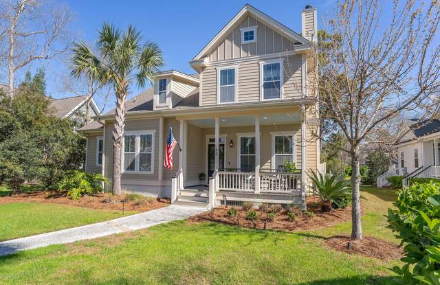42 Governors Trace, Beaufort, SC 29907 (MLS #165547) :: Coastal Realty Group