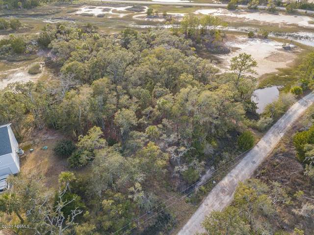 8 & 10 Hester Lane, Lady's Island, SC 29907 (MLS #165567) :: RE/MAX Island Realty
